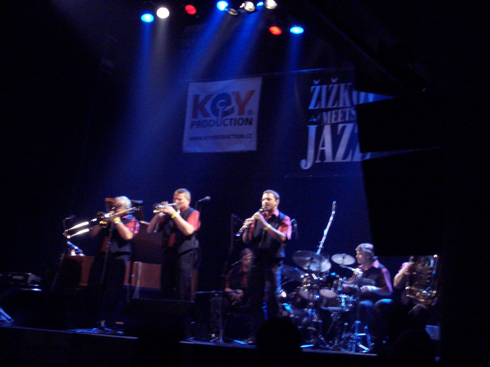 Žižkov Meets Jazz